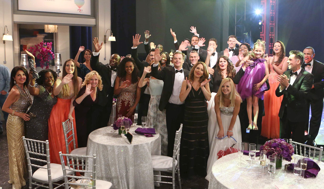 General Hospital Nurses Ball Highlights From Years Gone By Soaps Com