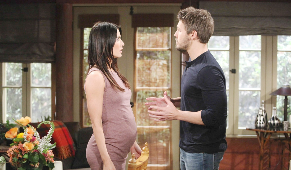 steffy pregnant bold and beautiful