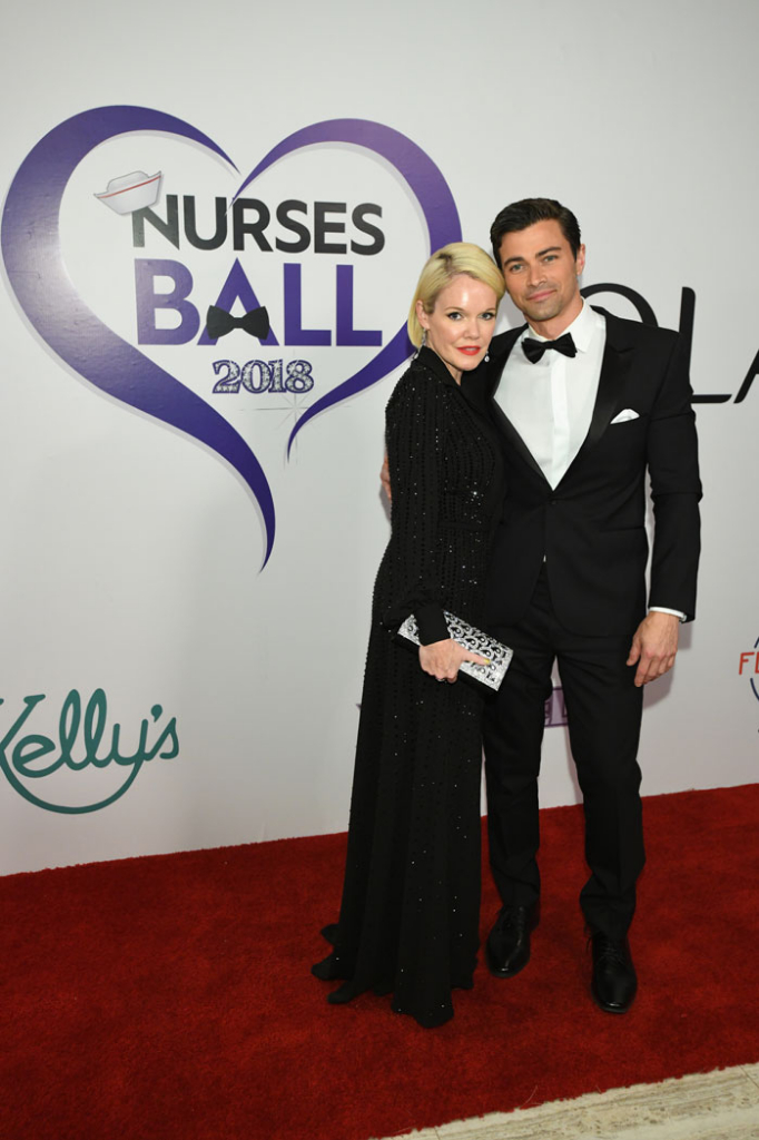 Ava and Griffin Nurses' Ball