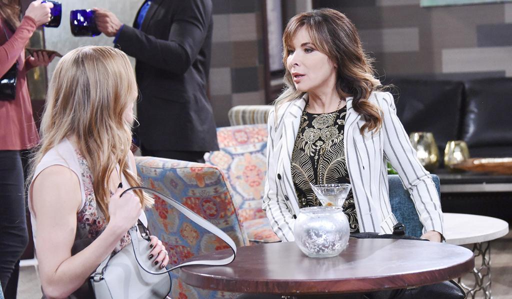 Abby apologizes to Kate
