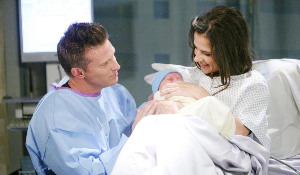 Jason, Danny and Sam on General Hospital