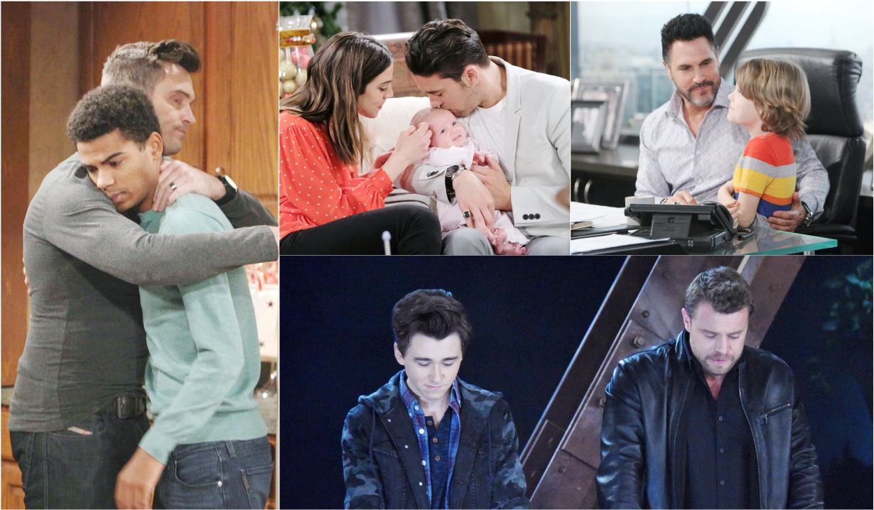 Celebrating Soaps' Sexiest Dads for Father's Day