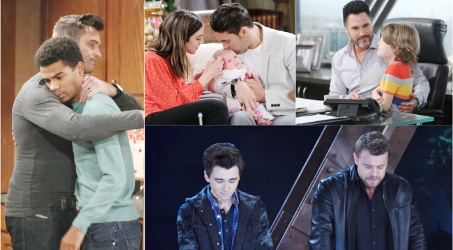 Celebrating Soaps Sexiest Dads for Father's Day