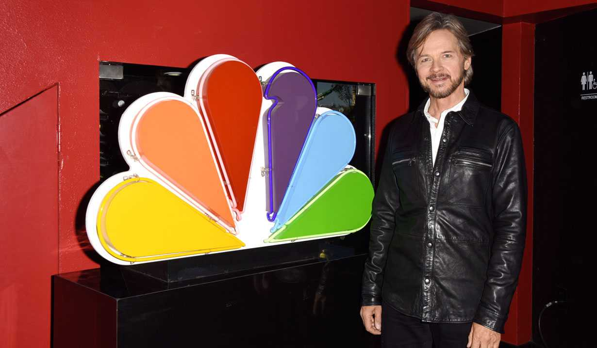 Stephen Nichols in social engagement days of our lives