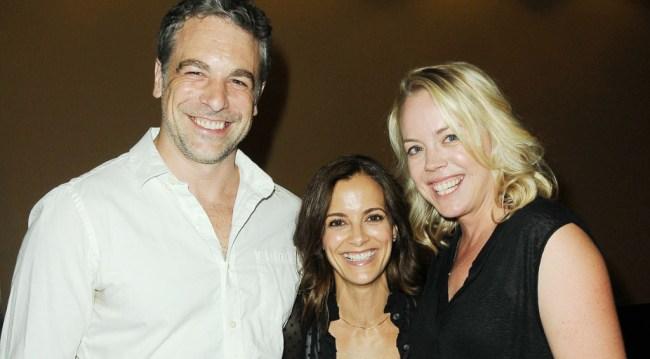 Chris McKenna (OLTL's Joey), Rebecca Budig (AMC's Greenlee), Erin-Torpey (OLTL's Jessica)