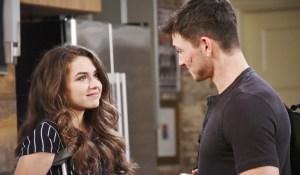 ben and Ciara at the loft