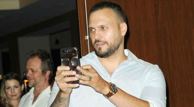 AMC's Max Decker (Carlos)