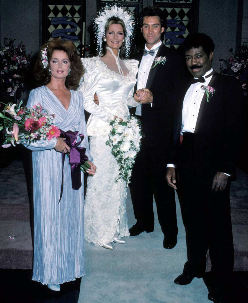 John and Marlena's wedding August 22, 1986