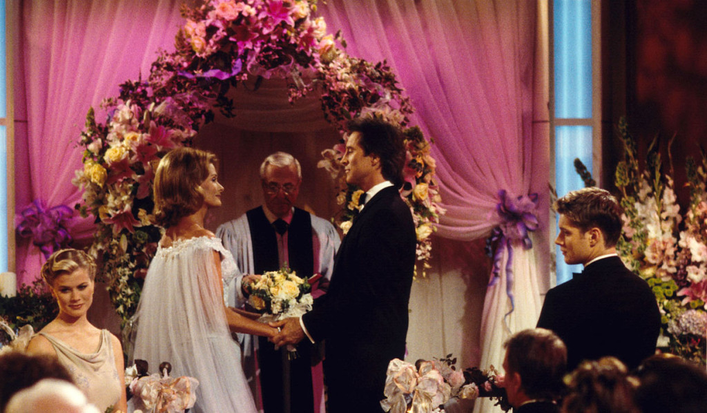 John and Marlena's wedding 1999