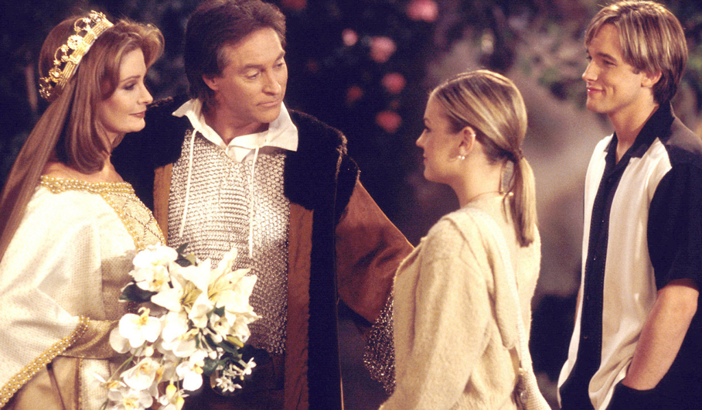 John and Marlena's wedding 2002