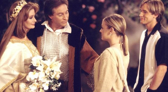 John and Marlena's wedding 2002