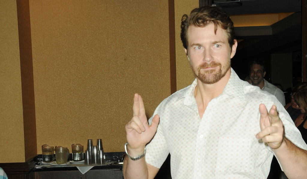 OLTL's Josh Kelly (Cutter)