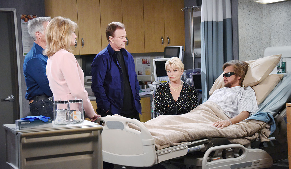Welcoming Steve Johnson Back to Salem on Days of our Lives