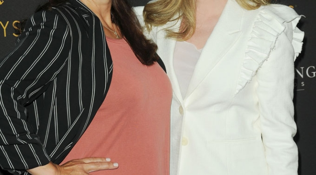 Soap vet Crystal Chappell and B&B, GH's Ashley-Jones