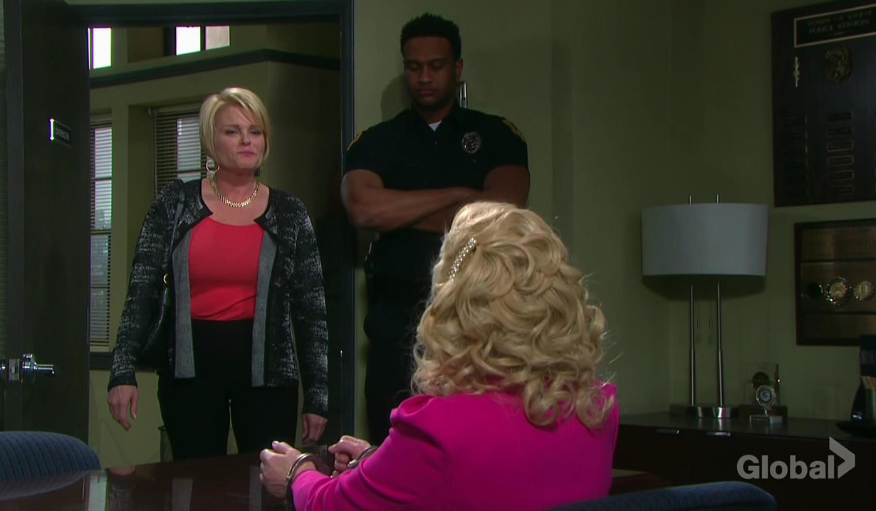 Adrienne and Bonnie face off on Days
