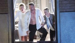 Eve, Brady, Sami