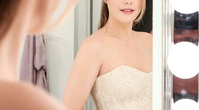 Hope before her wedding