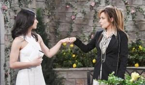 kate and gabi agree to keep their secrets