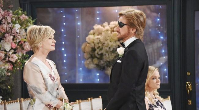 Steve and Kayla at the Jarlena wedding