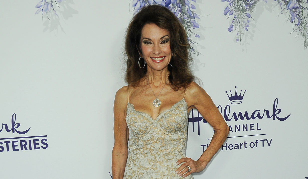 Susan Lucci Partners With Hallmark in New Murder Mystery