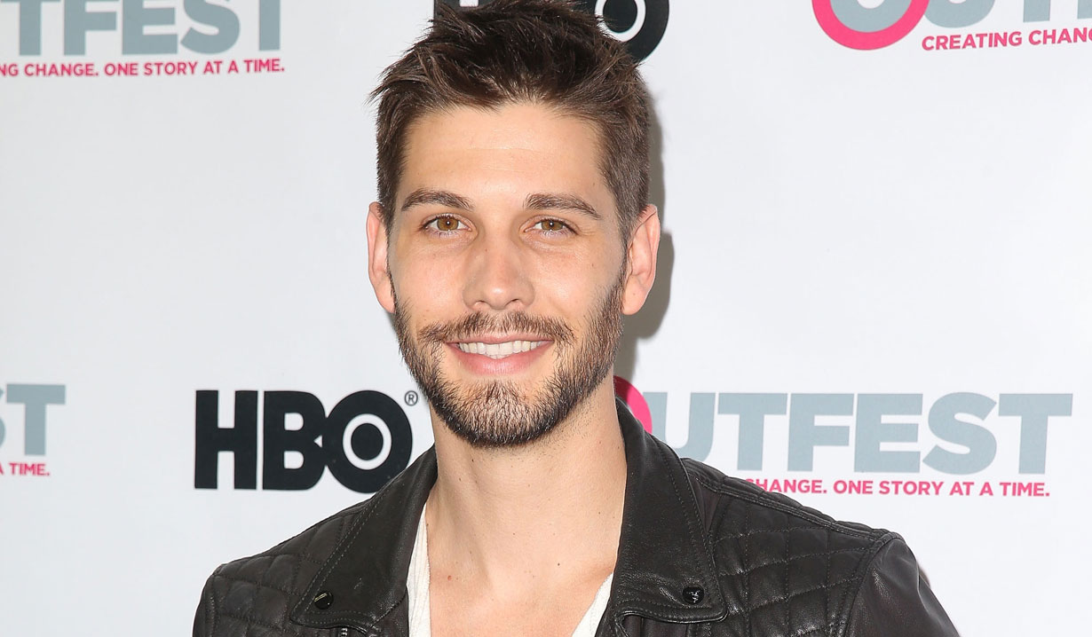 Casey Deidrick eye candy