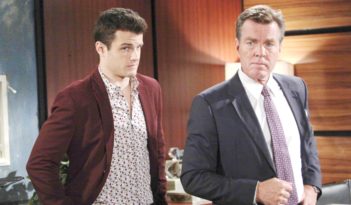 Jack and Kyle from Young and the Restless