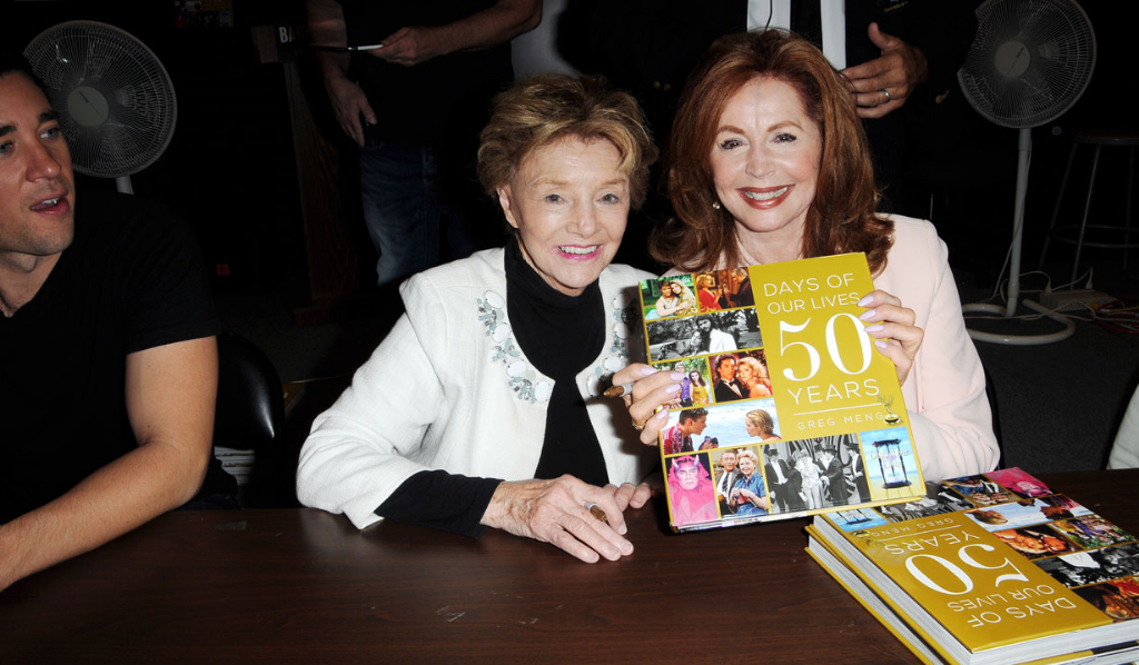 Peggy McCay and Suzanne Rogers, 2015