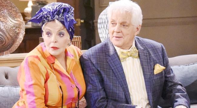 Doug and Julie