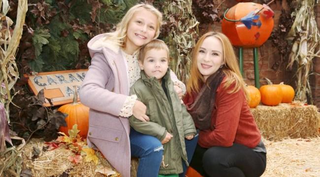 Faith, Christian and Mariah
