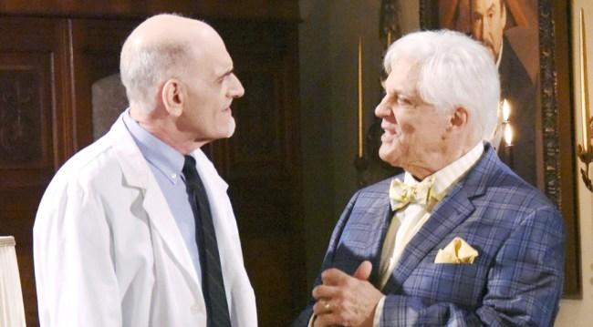 Dr. Rolf and Doug