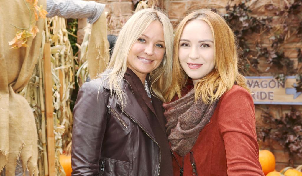 Sharon and Mariah