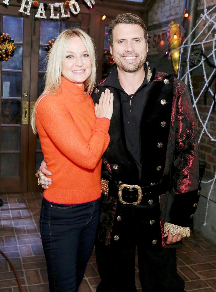 Sharon and Nick