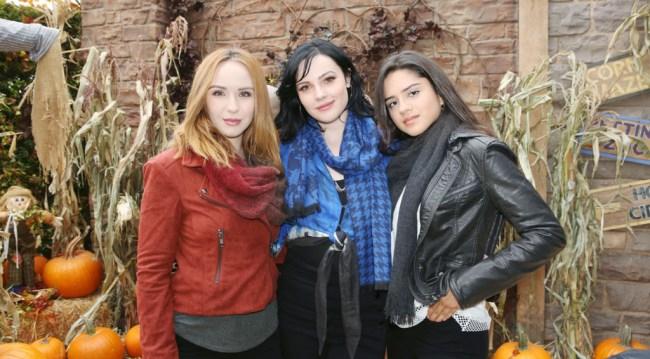 Mariah, Tessa and Lola