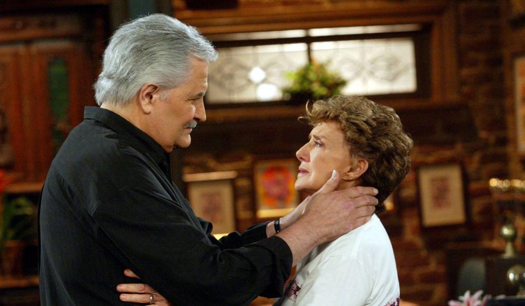 Victor and Caroline, 2004