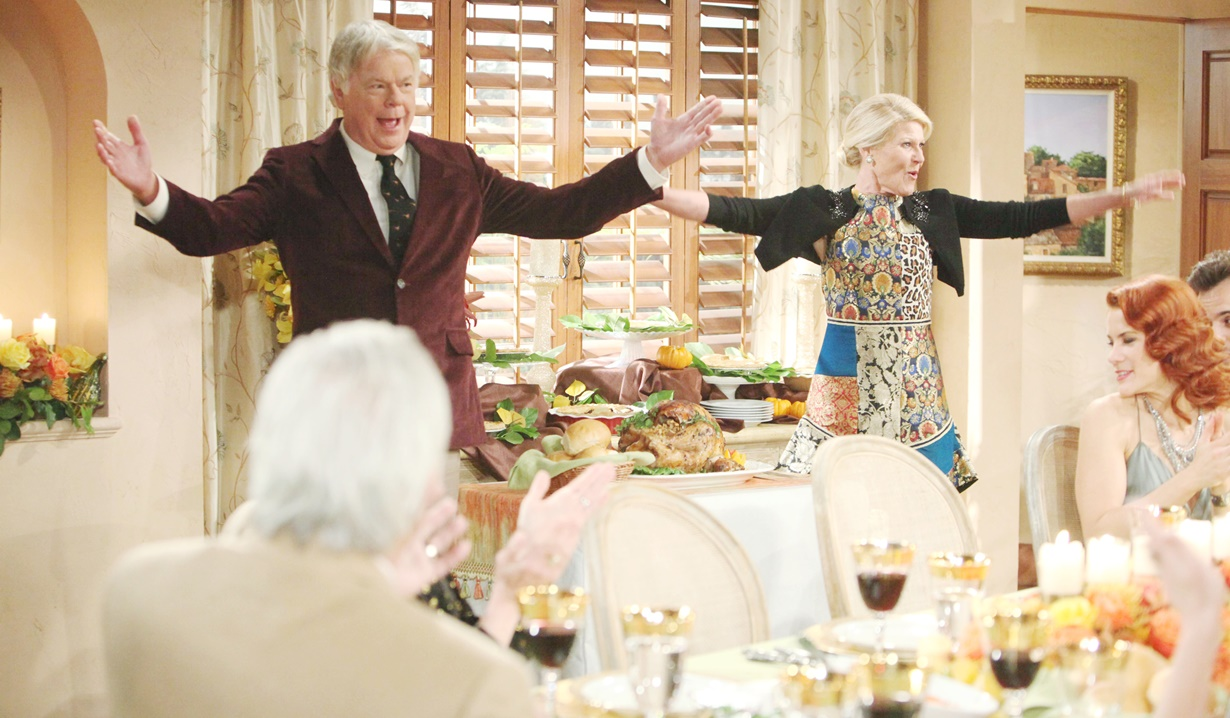 B&B Opinion: Thanksgiving peace, for now