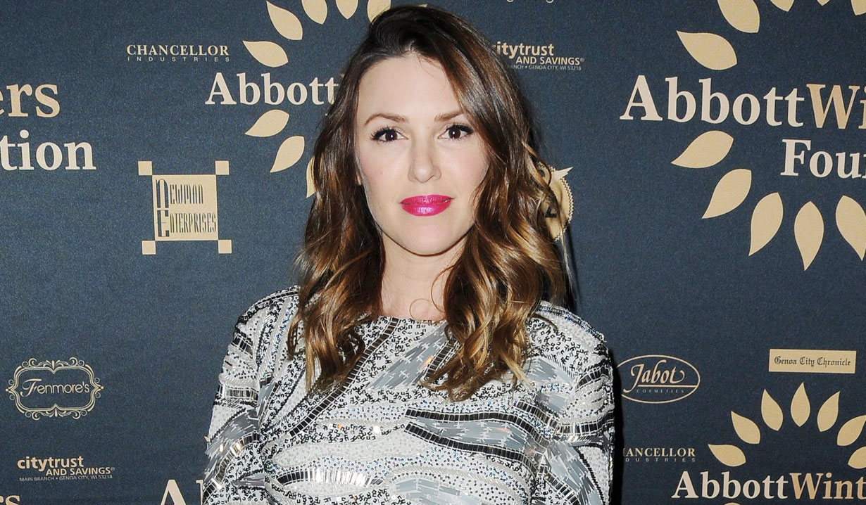 Interview: Actress on working with soap icons