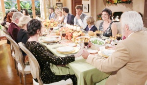 Forresters Logans Spencers Thanksgiving