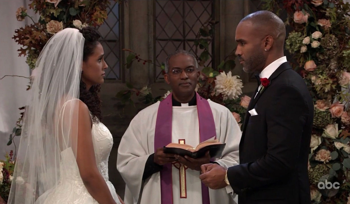 Curtis and Jordan married