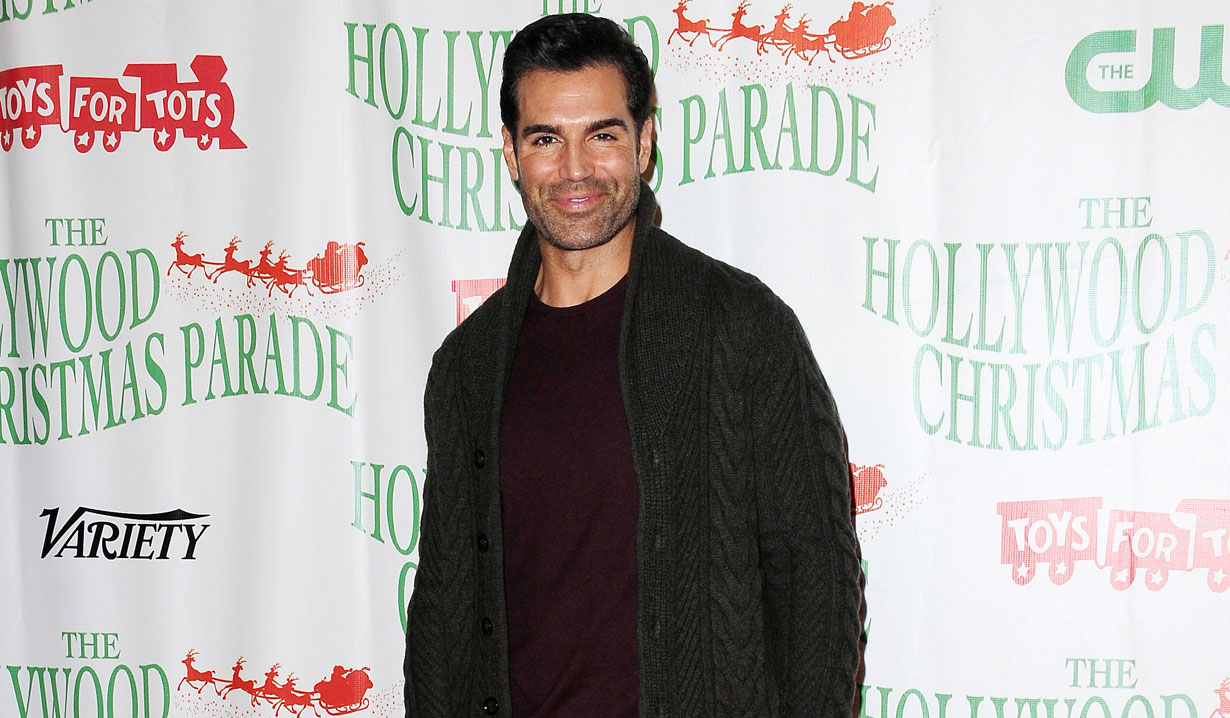 Y&R's Jordi Vilasuso at Hollywood Christmas Parade