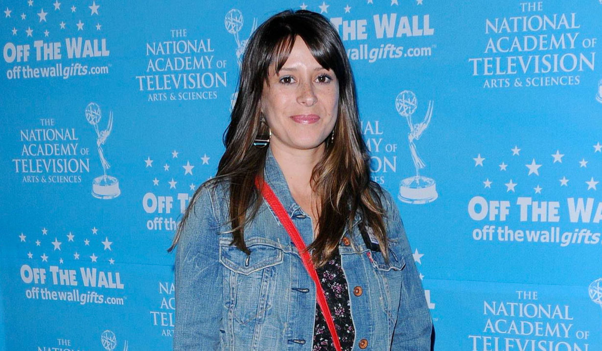 Kimberly McCullough of General Hospital