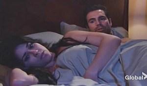 Mia Rey bed