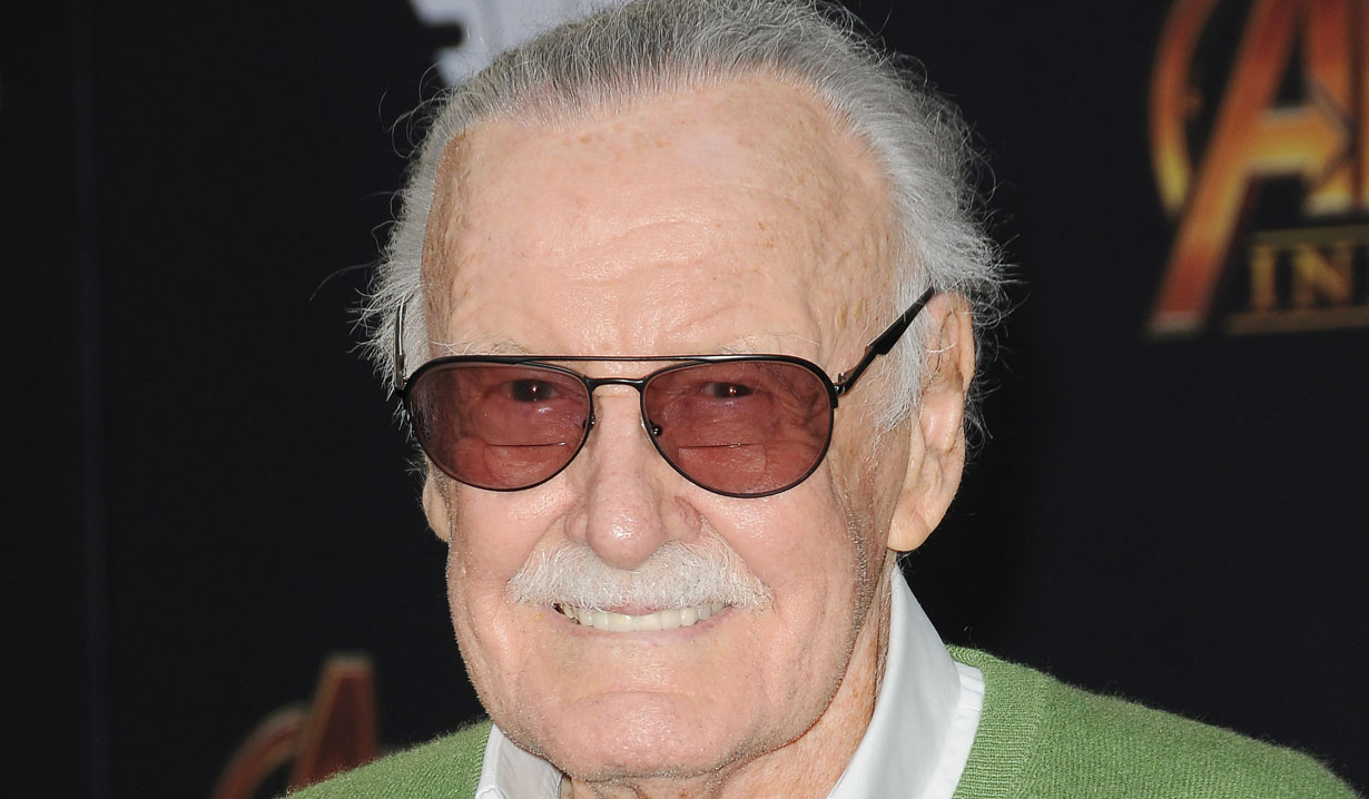 Actors mourn Marvel legend Stan Lee