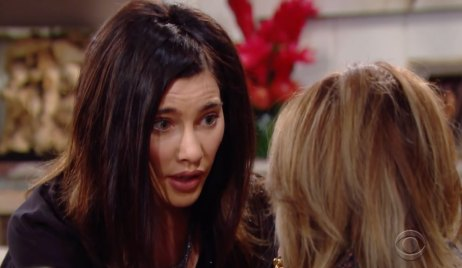 Steffy promises to protect Taylor