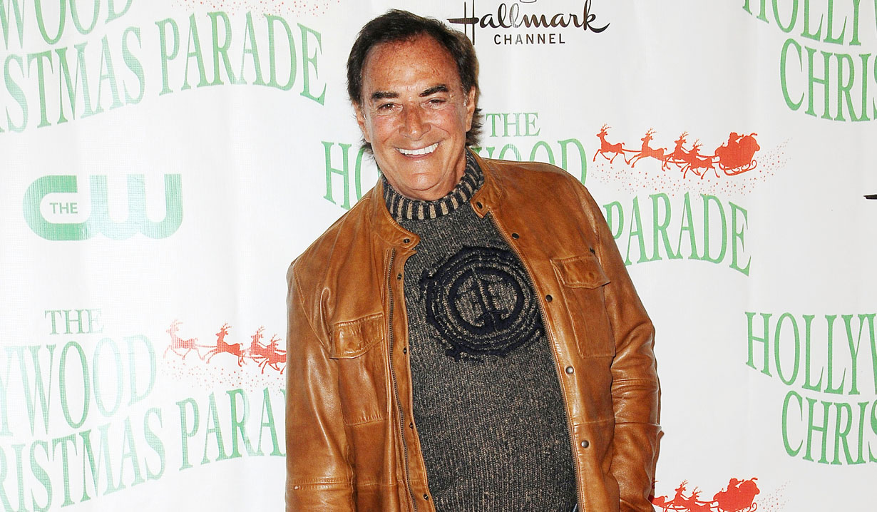 Days' Thaao Penghlis at Hollywood Christmas Parade