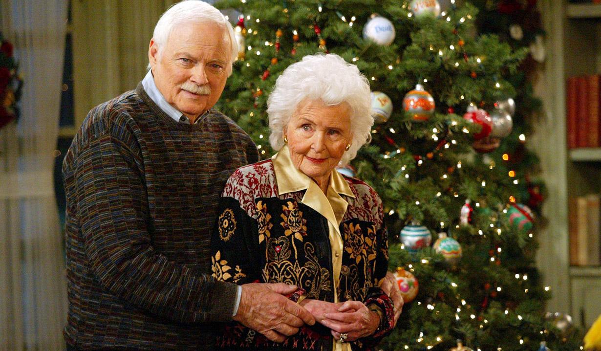 Mickey Horton and Alice Horton