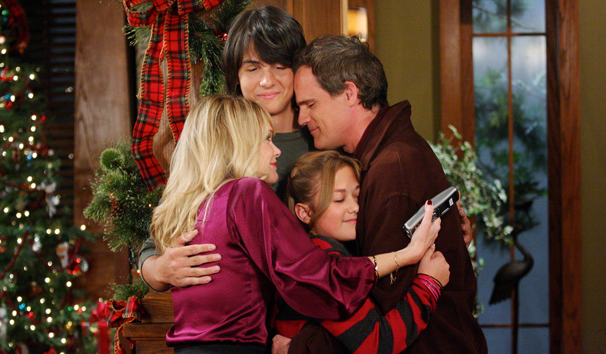 Carly, Parker, Sage and Jack