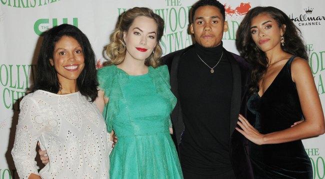 B&B stars at Hollywood Christmas Parade