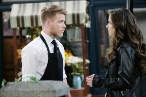 "ciara and tripp break up Lucas Adams, Victoria Konefal""Days of our Lives"" SetNBC StudiosBurbank06/04/18© XJJohnson/jpistudios.com310-657-9661Episode # 13473U.S.Airdate 11/20/18"