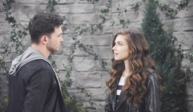 "Robert Scott Wilson, Victoria Konefal""Days of our Lives"" SetNBC StudiosBurbank05/25/18© XJJohnson/jpistudios.com310-657-9661Episode # 13471U.S.Airdate 11/16/18"