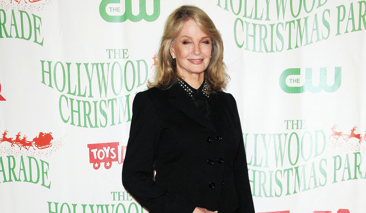 Days' Deidre Hall at Hollywood Christmas Parade